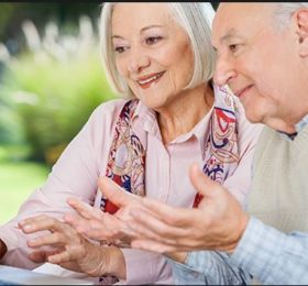 Helping seniors identify scams