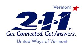 Vermont 2-1-1 Resource Directory