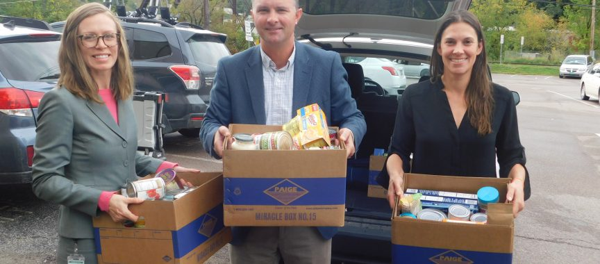 "Attorney General T.J. Donovan Announces Close of  Second ""Lawyers Fighting Hunger"" Food Drive"