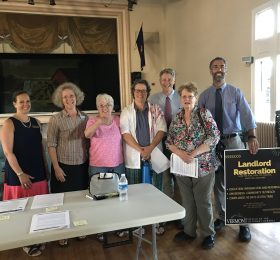 Consumer Protection visits Richford as part of our Landlord Restoration Program – providing tips and tools on how to comply with Vermont's lead safety laws